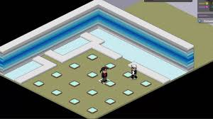 how to make an events room on habbo hotel retros part 1 youtube