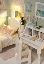 Bedroom Writing Desk Shabby Chic Bedroom With Writing Desk