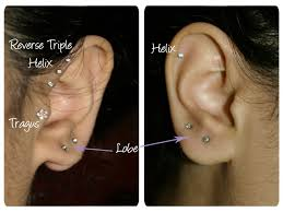 second ear piercing earrings earrings my piercings experiences and advice updated the