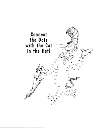 the cat in the hat coloring page dr seuss hat clipart 65