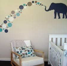 stickers pour chambre enfant stickers chambre bébé un éléphant des idées