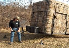 Best Deer Hunting Blinds Outfitters Ranchers Hunting Blinds Deer Stands Portable Hunting