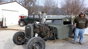 diesel rat rod truck youtube