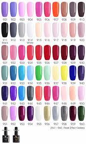 venalisa gel polish 62pcs 7 5ml canni nail art salon manicure