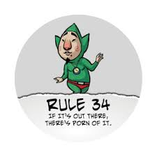 Orc Rule 34 - rule 34 t shirts teepublic