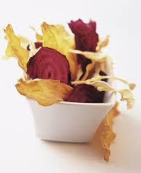 Roots Vegetable Crisps - nutritionists warn vegetable crisps can be more unhealthy than