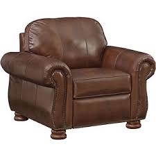 Leather And Fabric Armchair Living Room Chairs U0026 Armchairs Thomasville Furniture