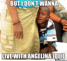 Angelina Meme - i don t wanna live with angelina jolie by ben meme center