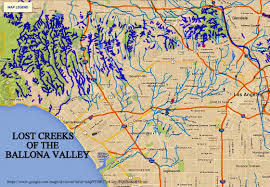 West Adams Los Angeles Map by Ballona Watershed Grassroots Coalition