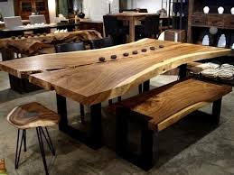 wood and iron dining room table fanciful dining room rustic table metal g tables metal wood ideas