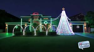 Christmas House Light Show by Amazing Perth Christmas Lights