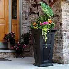 fairfield tall patio planter at jackson u0026 perkins