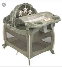 pack and play with bassinet and changing table graco pack n play bassinet changing table windsor wave baby kids