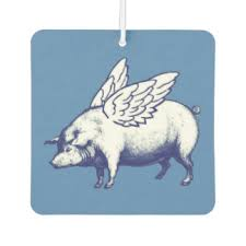 pig with wings gifts on zazzle