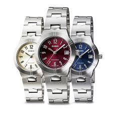 Negara Pembuat Jam Tangan Casio jam tangan casio analog ltp 1241 d series original elevenia