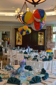 balloon centerpiece ideas balloon decor naples services table