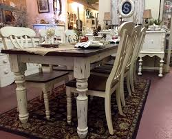 home decorating pinterest rustic 7 foot farmhouse table with breadboard ends and old fashion