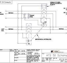 interesting 3 phase automatic changeover switch circuit diagram