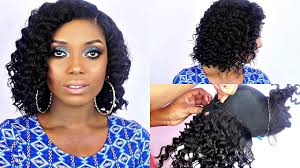 short curly bob wig how to make a short bob curly brazilian wig tutorial with lace
