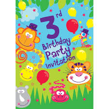 3rd birthday party supplies party delights
