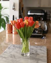 tulip arrangements easy tulip arrangement talbott