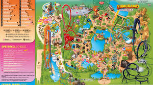 Map Of Orlando Theme Parks by Mirabilandia Thrillz The Ultimate Theme Park Review Site