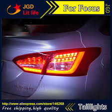2013 ford focus brake light bulb car styling tail lights for ford focus 2012 2013 2014 led tail l