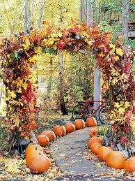 fall outdoor decorations fall outdoor decoration for your front yard