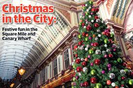 in pictures 21 things to do in the city this christmas