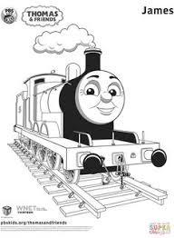thomas train coloring pages google thomas train