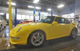 porsche yellow fly yellow porsche 993 turbos found in colorado andial upgrades