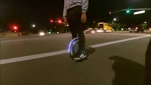 electric unicycle mcm4 vs ninebot night ride which lights are