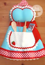 kitchen tea cake ideas apron kitchen tea bridal shower cake cakecentral