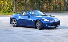 nissan sports car blue 16 nissan 370z sports car or grand tourer car guy chronicles