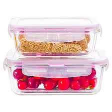 Food Storage Glass Containers Tekkashop H0268 Microwave Oven Proof End 5 21 2020 6 32 Pm