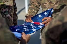 How To Fold Us Flag The Symbolism Of The 13 Folds Of The U S Flag U2013 American Legion