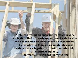 habitat for humanity inspirational quotes habitat for humanity