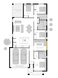 trafalgar floor plan flexible for narrow blocks and perfect for