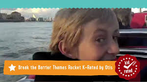 thames barrier rib voyage london rib voyages break the barrier k rated by otis youtube