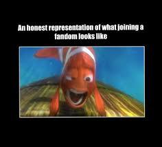 Finding Nemo Meme - finding nemo meme tumblr