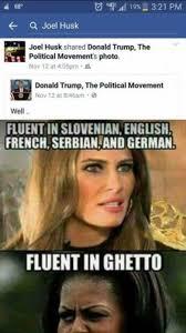 Ghetto Memes - us policeman fired for racist michelle obama fluent in ghetto meme