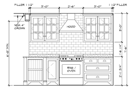 kitchen cabinet dimensions fascinating kitchen cabinet dimensions