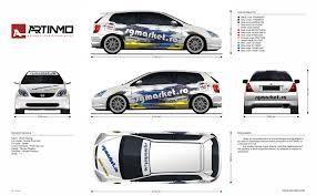 honda car models artstation honda civic ep3 shark racing training car mircea raiescu