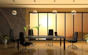 Modern Conference Room Design Exclusive Conference Room Design With Dark Brown Modular Table