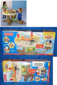 Fisher Price Servin Surprises Kitchen Table by Other Fisher Price 1963 Now 374 Fisher Price 1988 Fun Food 2163