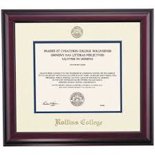 college diploma frames rollins traditional diploma frame rollins college rollins