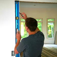 How To Hang Prehung Interior Doors Hanging Prehung Door Easy How To With