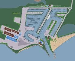 Toledo Map Map Toledo Beach Marina