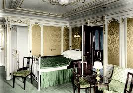 titanic dining room doomed titanic ship brought back to life in stunning colour