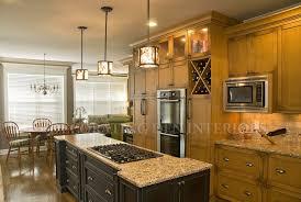 Hanging Lights For Kitchen by Pendant Kitchen Light Fixtures Home Lighting Design